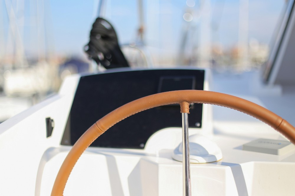 Boat rental Nautitech Nautitech 40 in Croatia on Samboat
