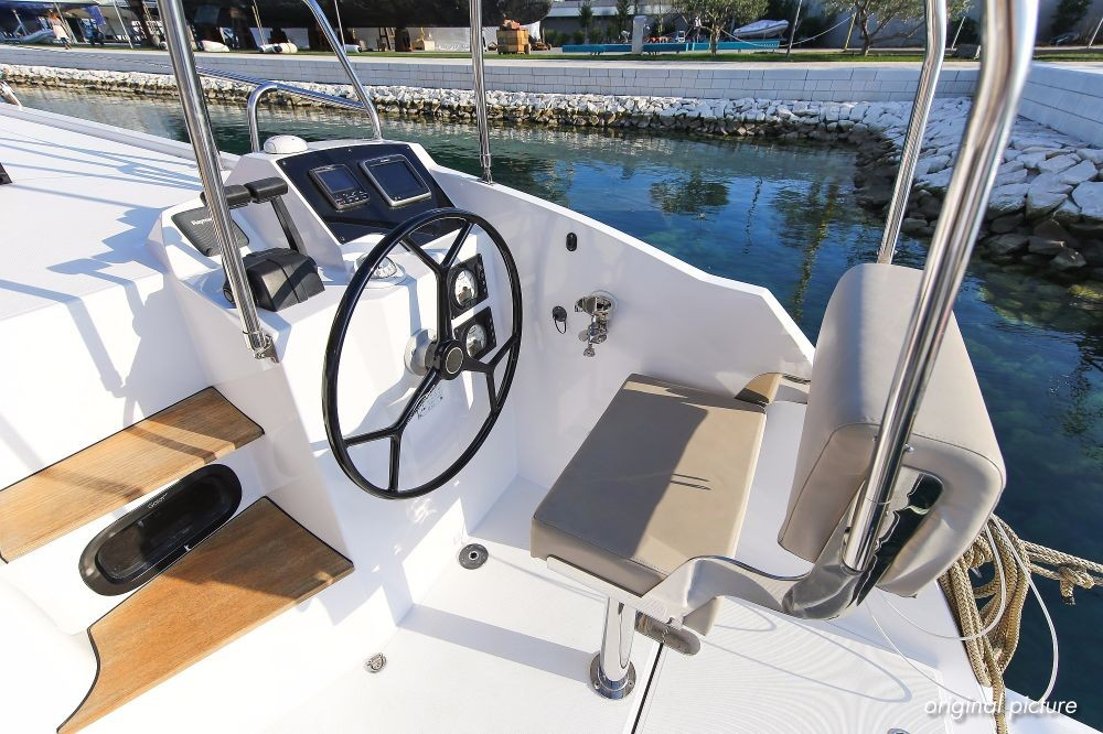 Rental Catamaran in Trogir - Nautitech Nautitech 40