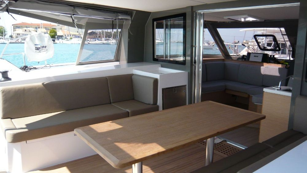 Bavaria Nautitech 40 open NEW - 4 + 2 cab. between personal and professional Lefkada