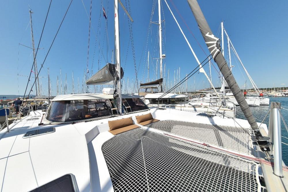 Rental Catamaran in Croazia - Bavaria Nautitech 40 open NEW - 4 + 2 cab.