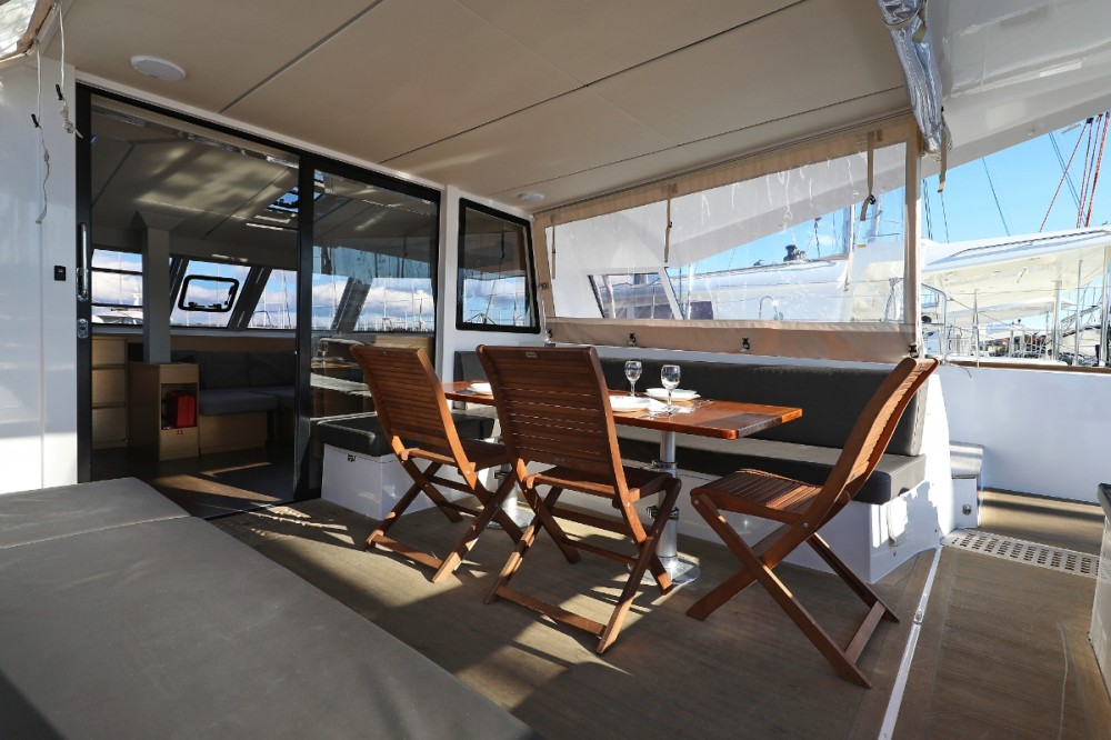 Hire Catamaran with or without skipper Nautitech Croatia