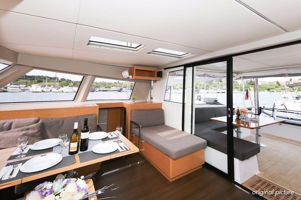 Rental Catamaran in  - Nautitech Nautitech 46