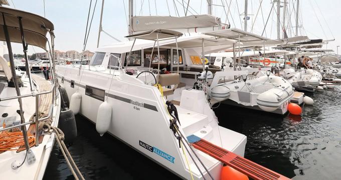 Boat rental Pula cheap Nautitech 46