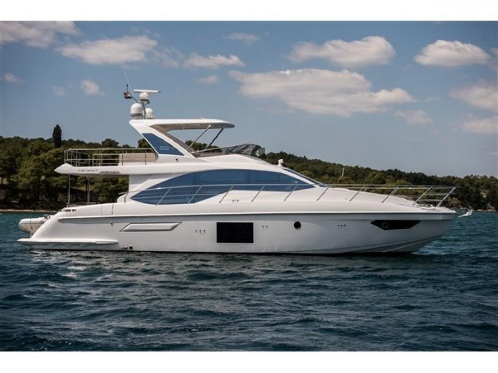 Rental yacht Šibenik - Azimut Azimut 55 on SamBoat