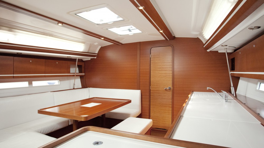 Hire Sailboat with or without skipper Dufour Nettuno