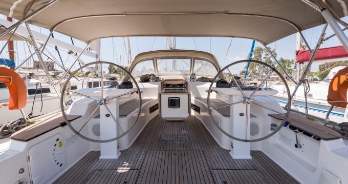 Bavaria Cruiser 50 between personal and professional Lefkada (Island)