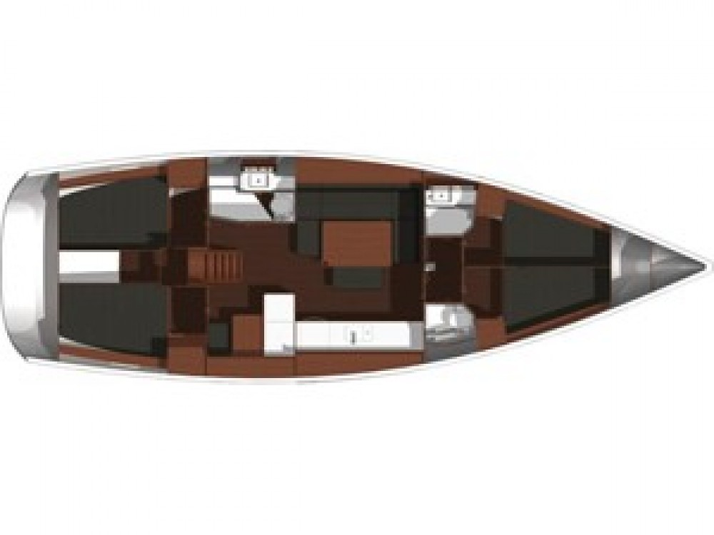 Dufour Dufour 445 GL between personal and professional Nettuno