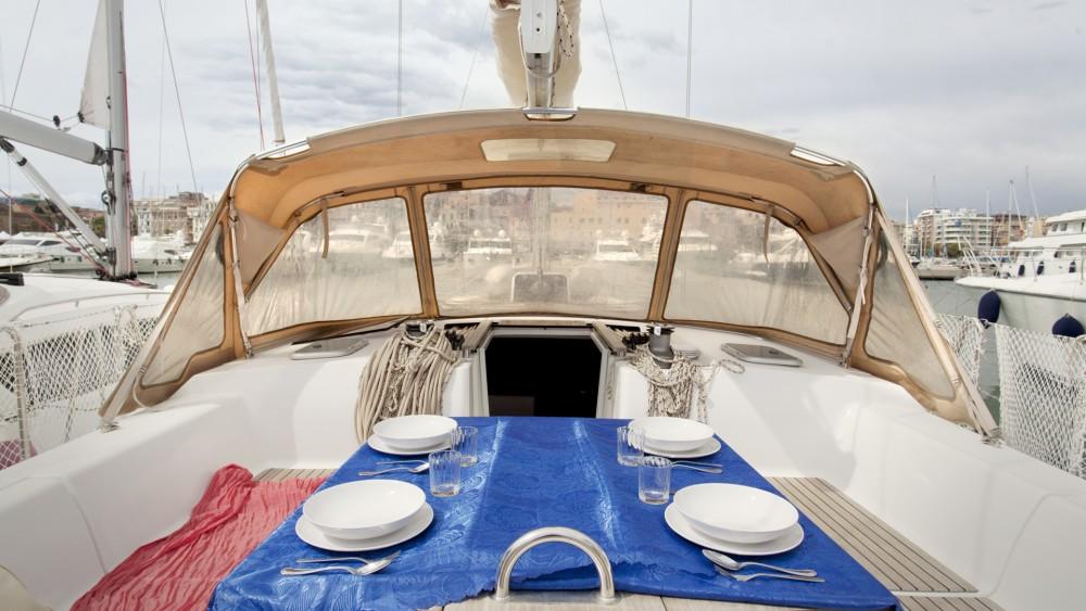 Boat rental Dufour Dufour 445 GL in Nettuno on Samboat
