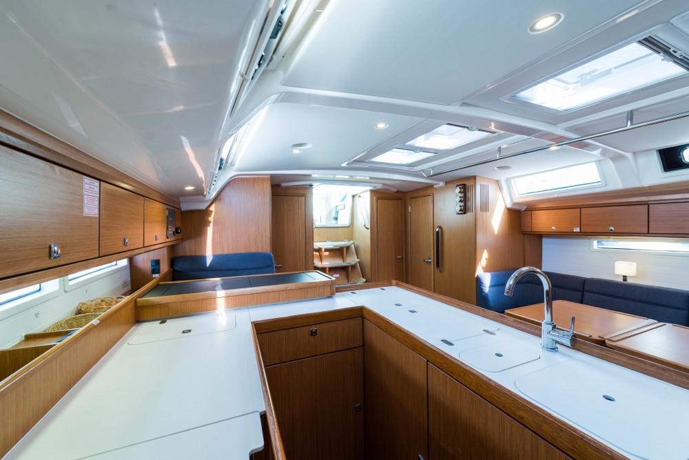 Bavaria Bavaria Cruiser 56 between personal and professional Lefkada