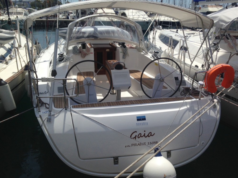 Bavaria Bavaria Cruiser 41 between personal and professional Préveza