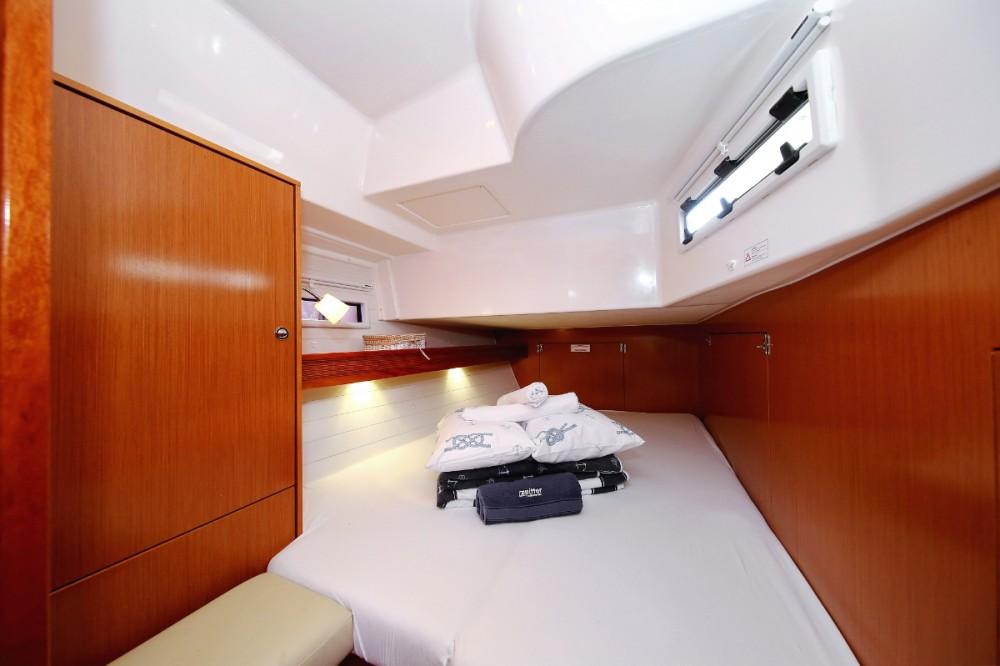 Rent a Bavaria Cruiser 45 Split