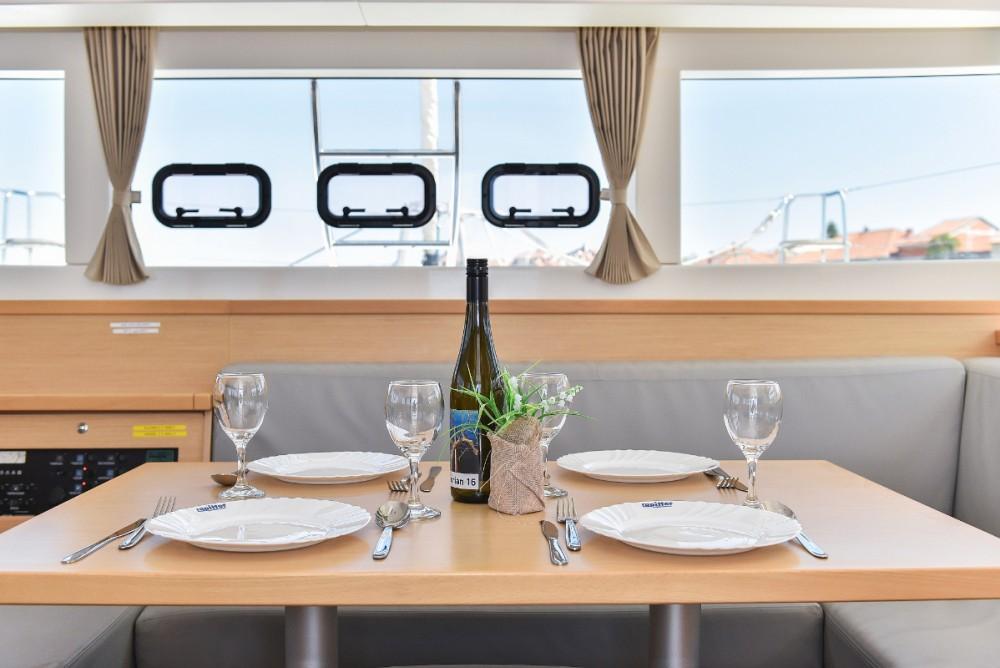 Rental yacht Croatia - Lagoon Lagoon 39 on SamBoat