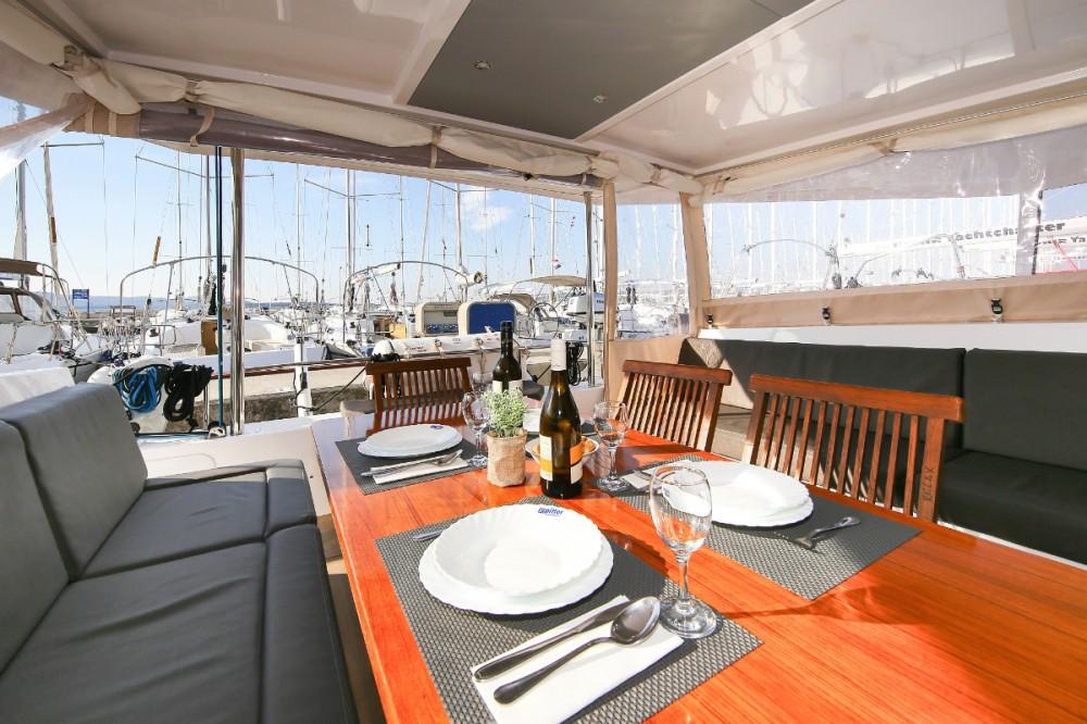 Rental Catamaran in Croatia - Nautitech Nautitech 40