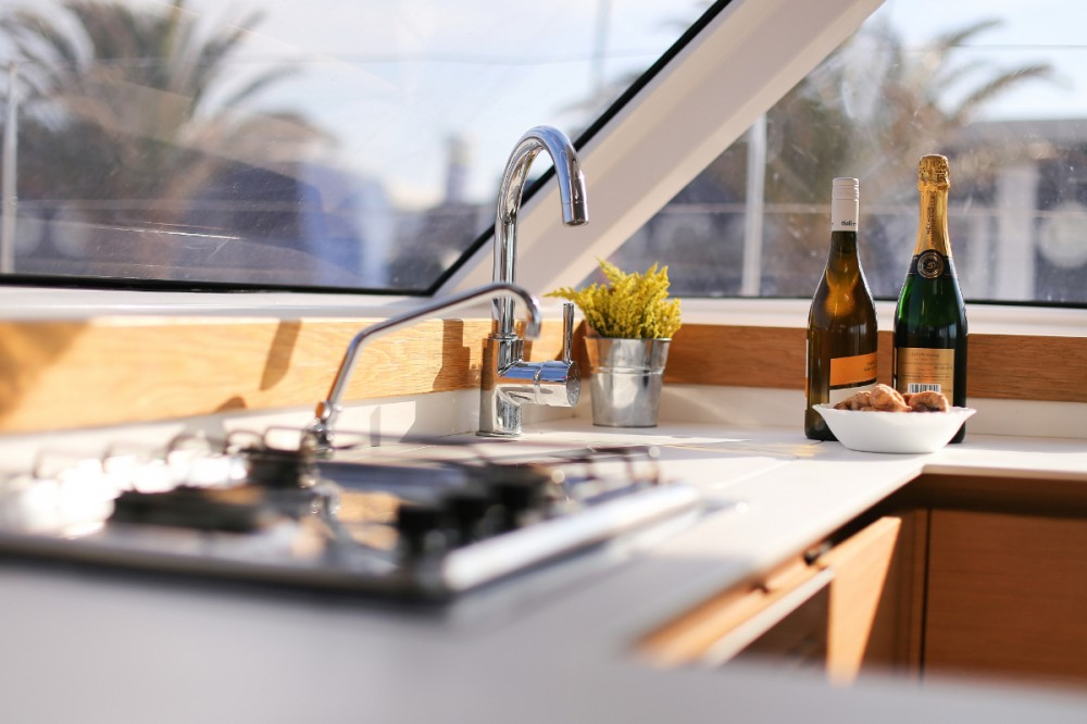 Rental yacht Croatia - Nautitech Nautitech 40 on SamBoat