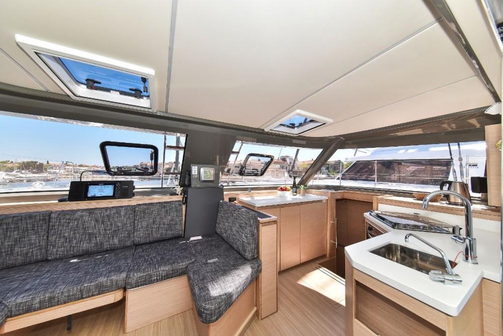 Boat rental Bavaria Nautitech 40 open NEW - 4 + 2 cab. in Croazia on Samboat