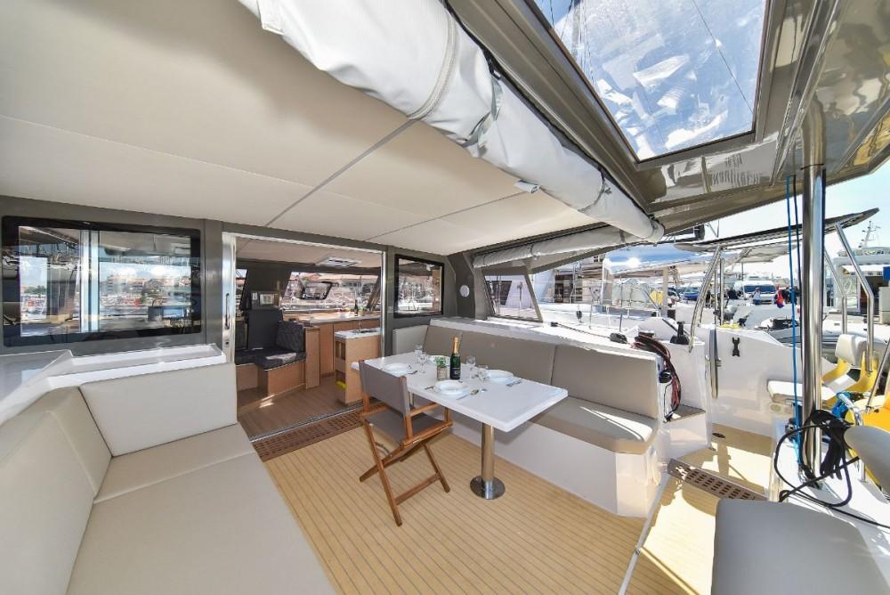 Rental yacht Croazia - Bavaria Nautitech 40 open NEW - 4 + 2 cab. on SamBoat