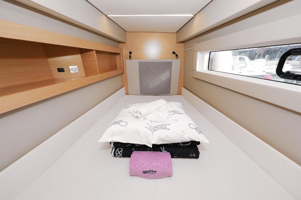 Boat rental Lefkada cheap Nautitech 46
