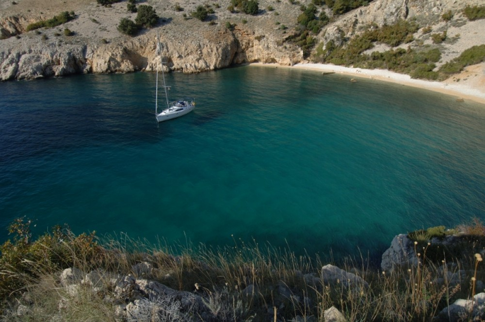 Boat rental Bénéteau Oceanis 40 in Croatia on Samboat
