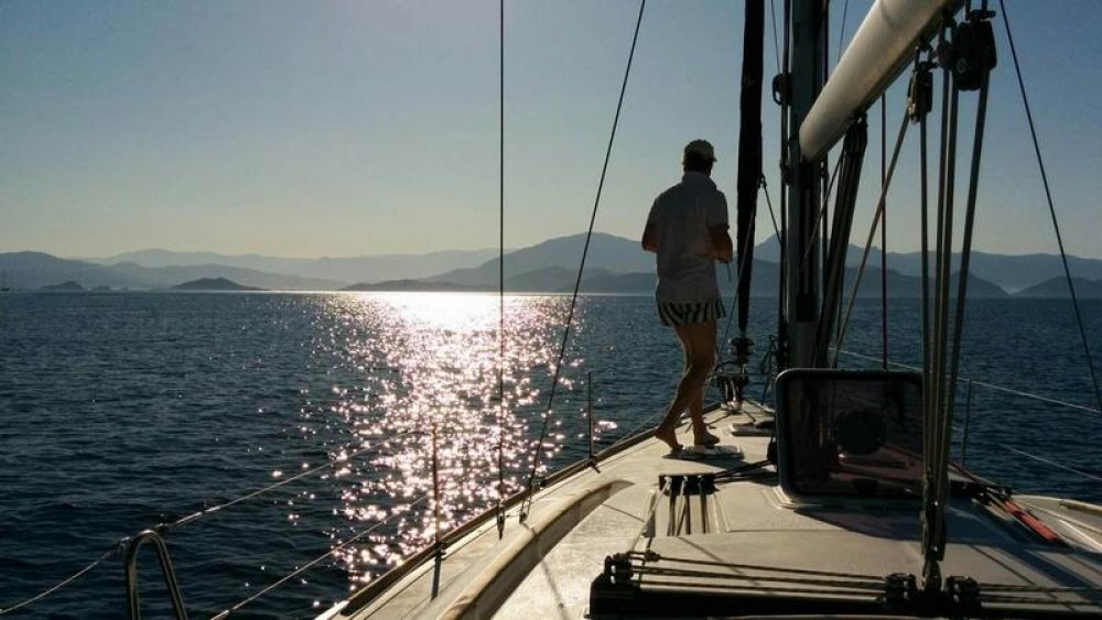 Boat rental Bénéteau Oceanis 43 in Göcek on Samboat
