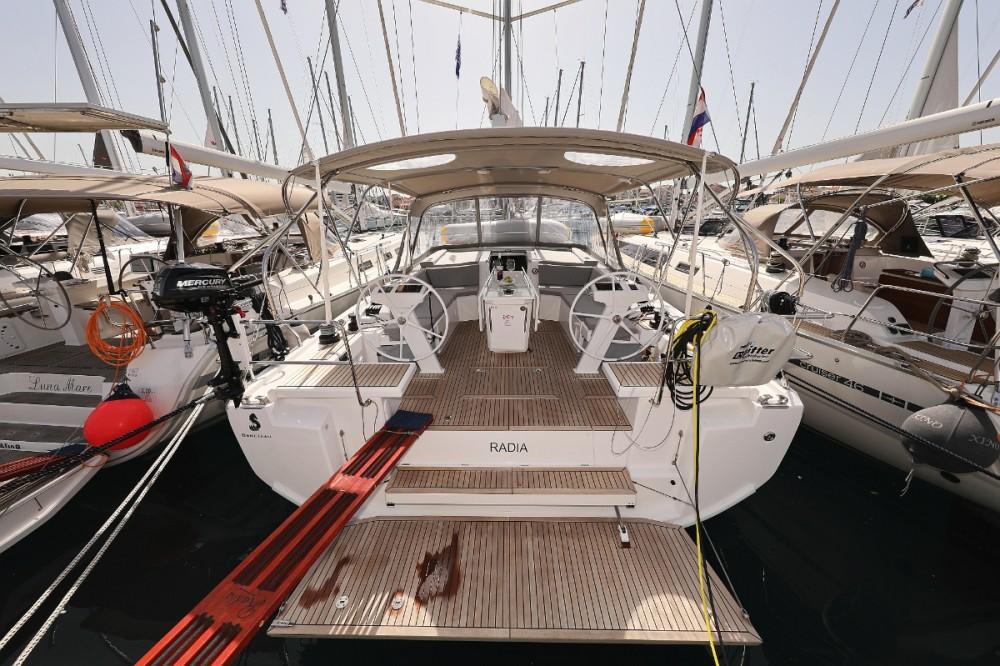 Rental Sailboat in Croatia - Bénéteau Oceanis 46.1