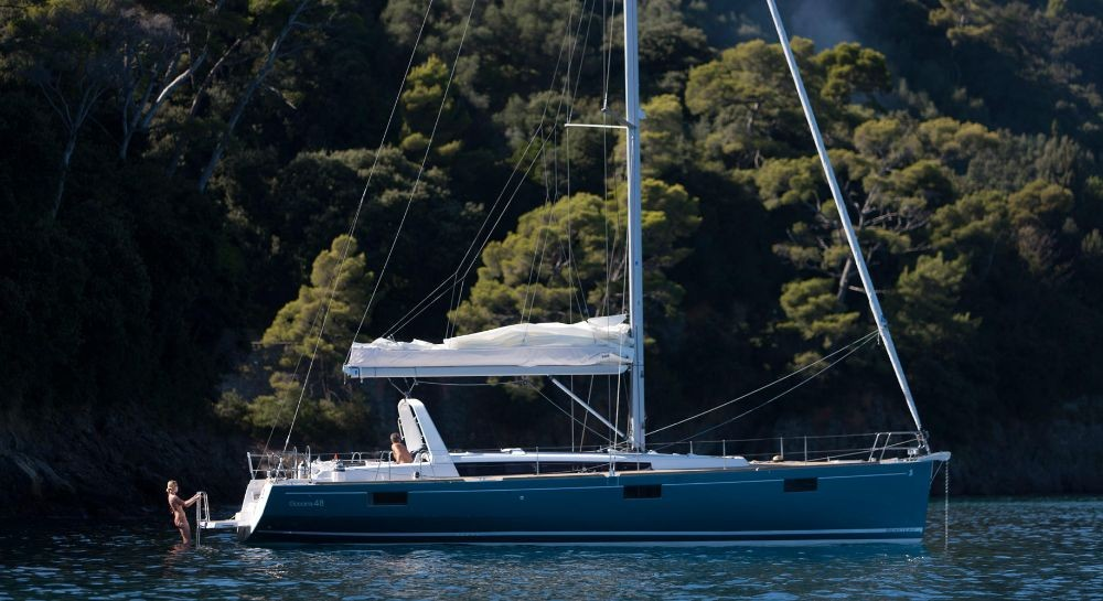 Boat rental Grad Pula cheap Oceanis 48 - 5 cab.
