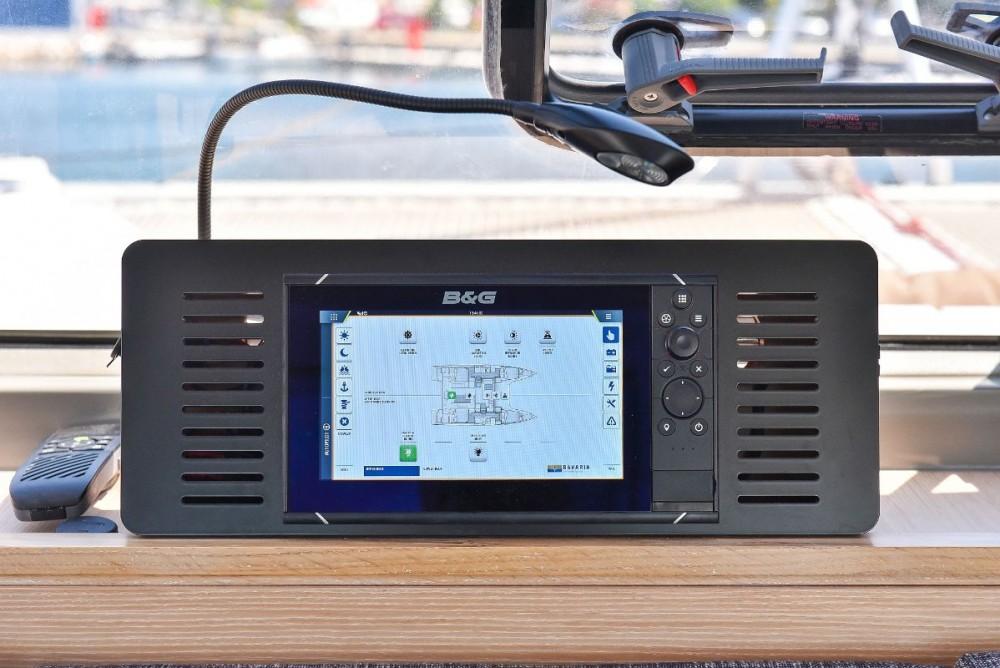 Hire Catamaran with or without skipper Bavaria Croazia