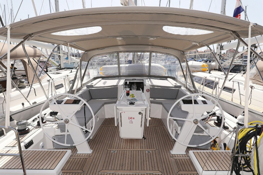 Rental yacht Croatia - Bénéteau Oceanis 46.1 on SamBoat