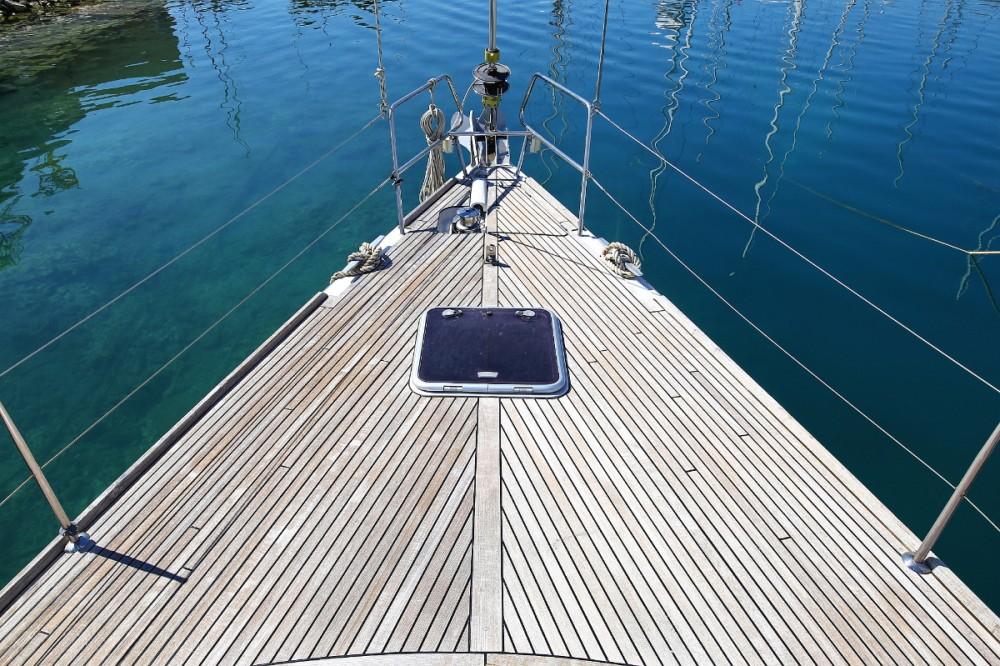 Boat rental Trogir cheap Oceanis 50 Family