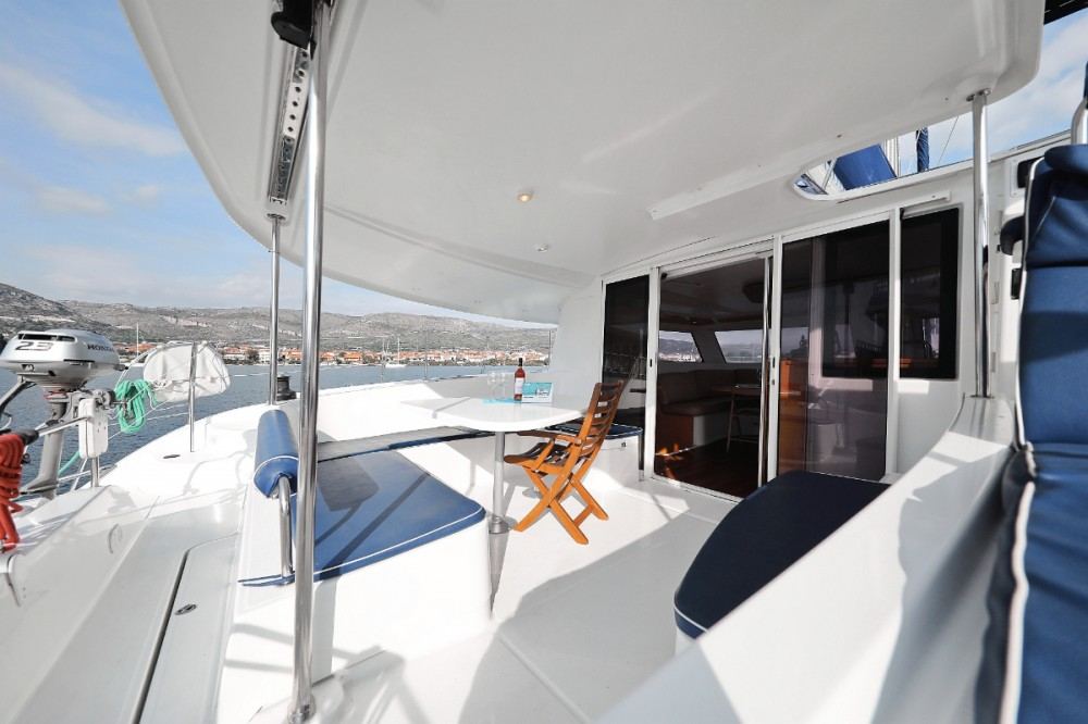 Rental yacht Croatia - Fountaine Pajot Orana 44 on SamBoat