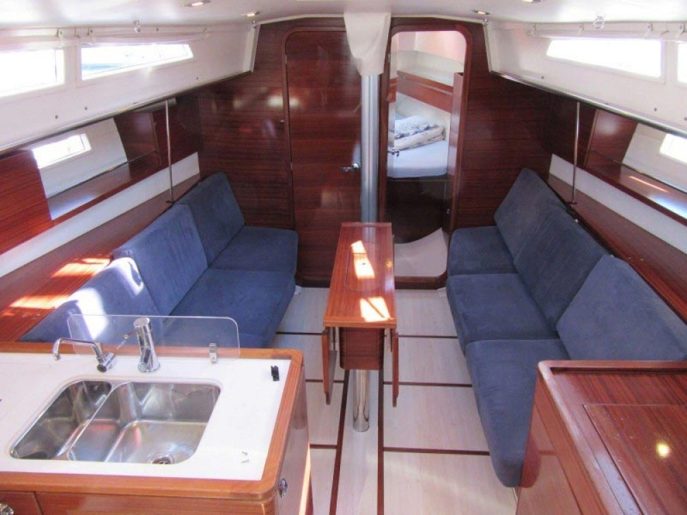 Hire Sailboat with or without skipper Salona Split