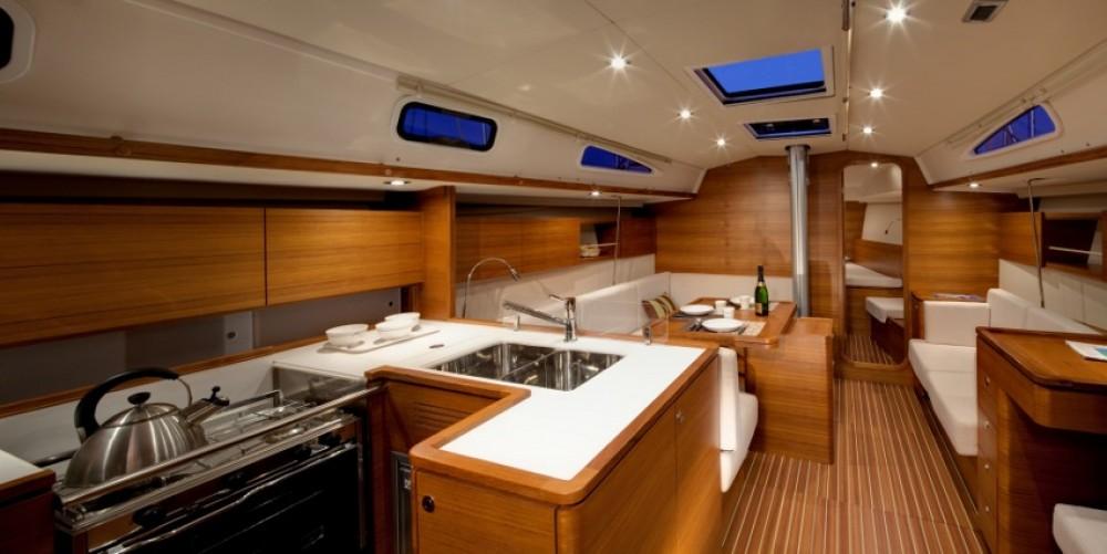 Boat rental Salona Salona 44 in  on Samboat