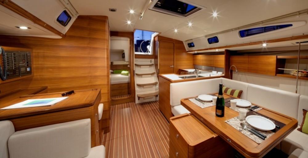 Boat rental  cheap Salona 44