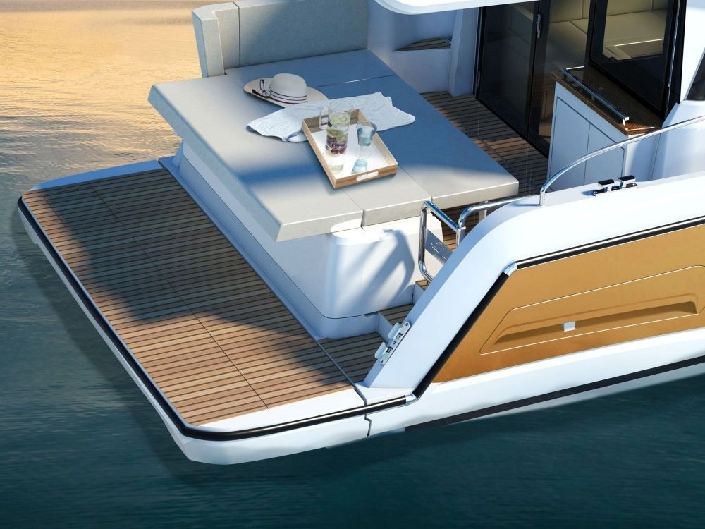 Hire Motorboat with or without skipper Sealine Croatia