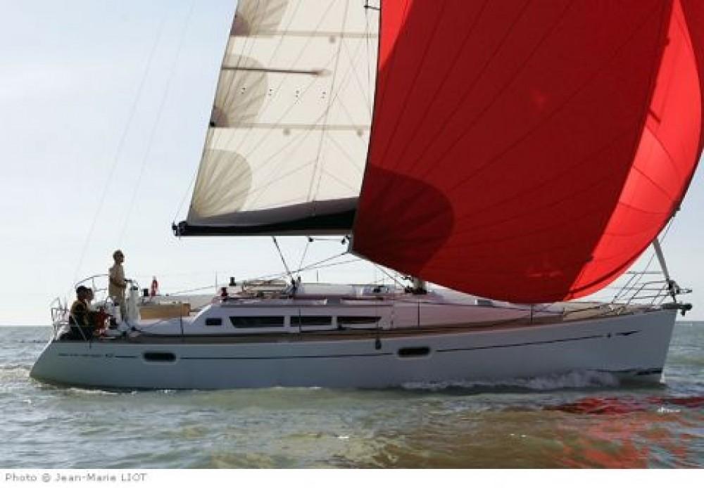 Rent a Jeanneau Sun Odyssey 42i Croatia