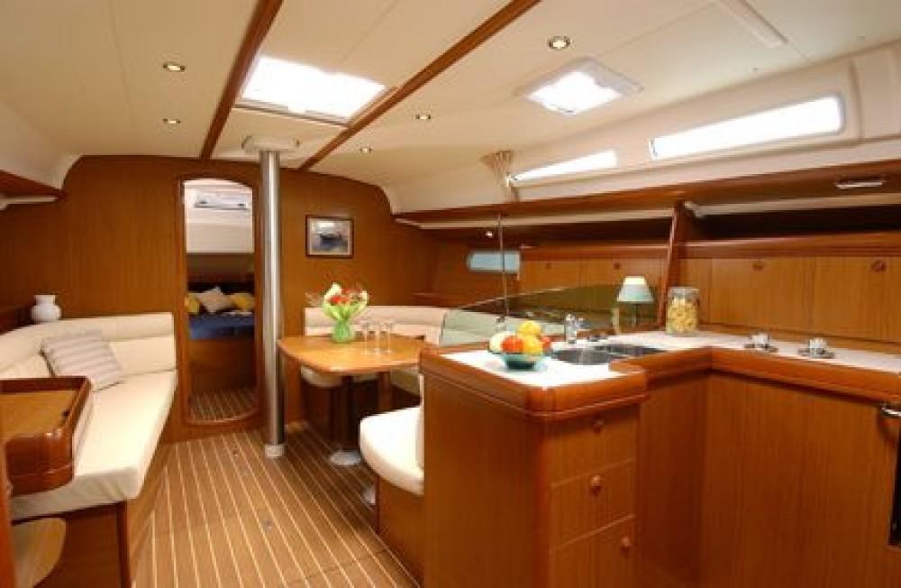 Rental yacht Croatia - Jeanneau Sun Odyssey 42i on SamBoat