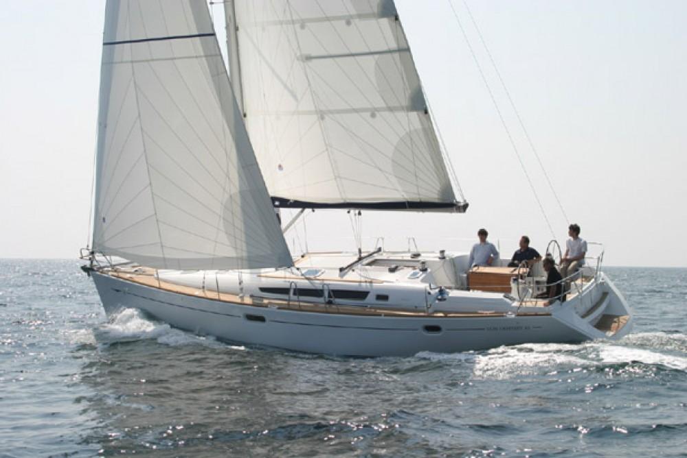 Rent a Jeanneau Sun Odyssey 45 Jezera