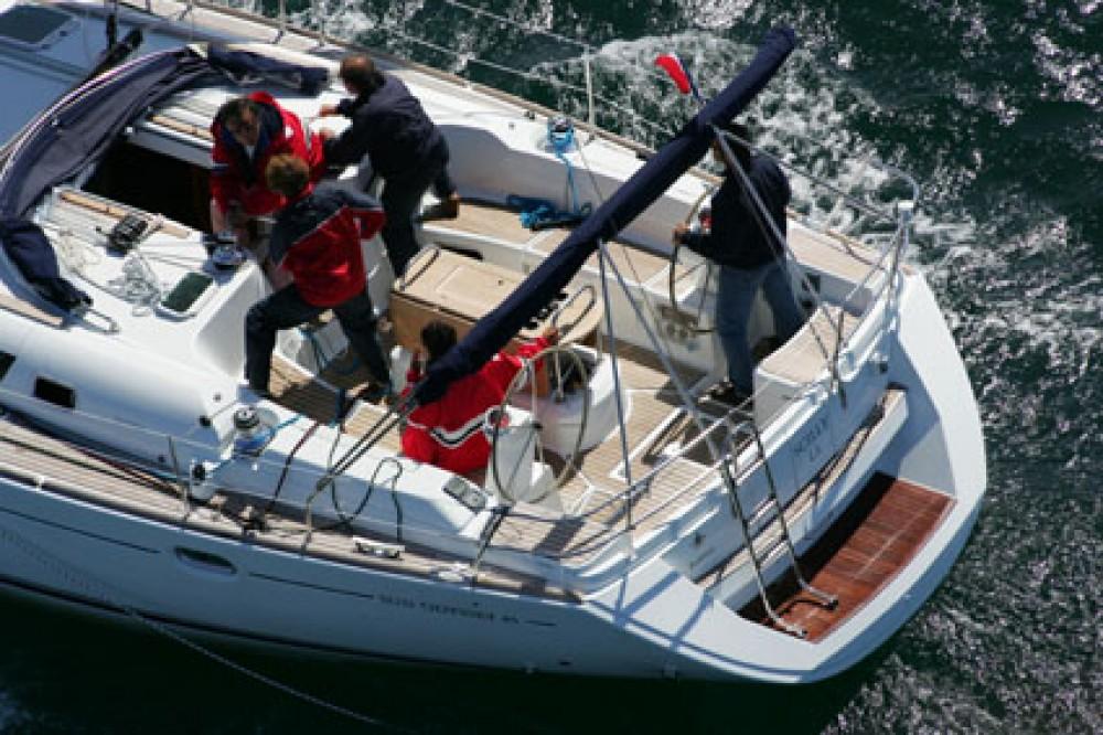 Rental Sailboat in Jezera - Jeanneau Sun Odyssey 45
