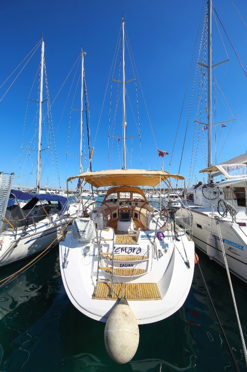 Jeanneau Sun Odyssey 45 DS between personal and professional Grad Pula