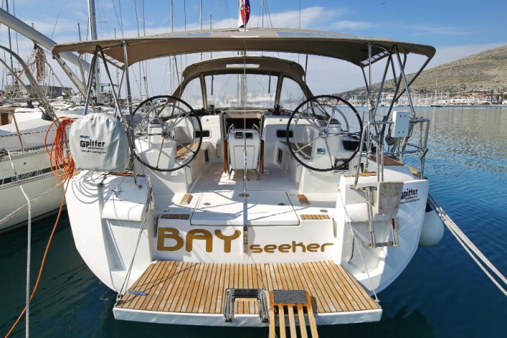 Rental yacht Trogir - Jeanneau Sun Odyssey 469 on SamBoat