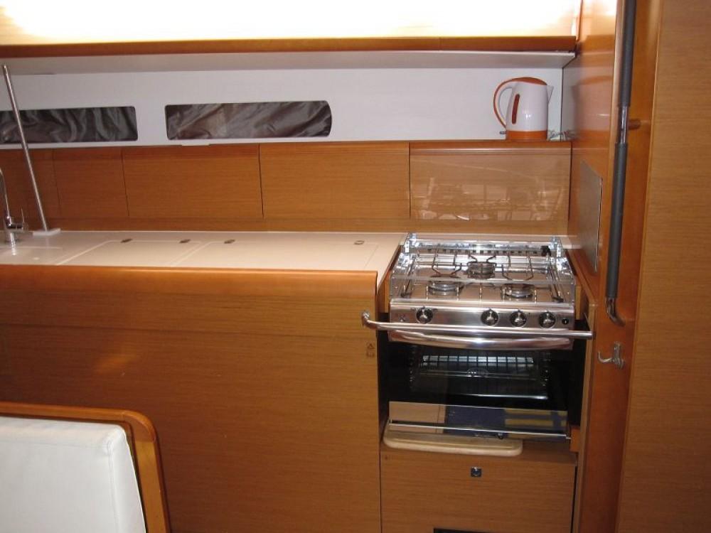 Boat rental Grad Pula cheap Sun Odyssey 469