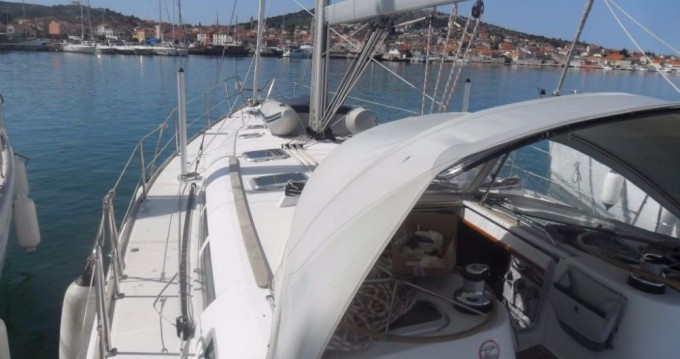 Rental yacht Jezera - Jeanneau Sun Odyssey 49 on SamBoat