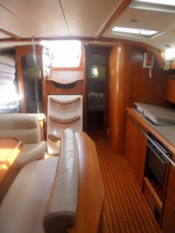 Rental yacht Jezera - Jeanneau Sun Odyssey 49 on SamBoat