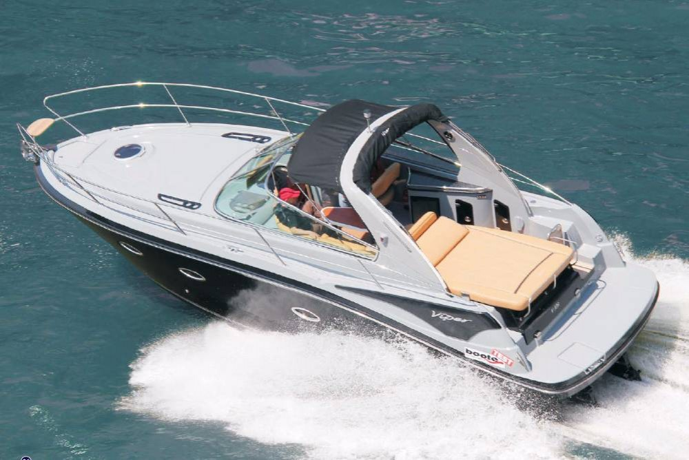 Hire Motorboat with or without skipper Viper Grad Pula