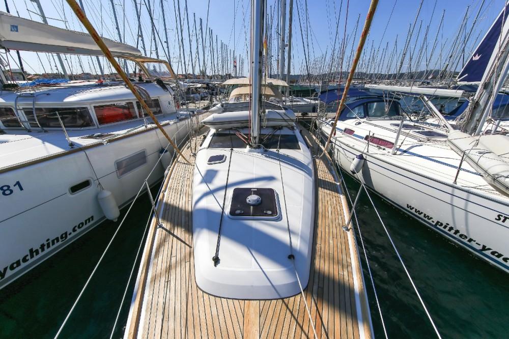 Boat rental Croatia cheap Sun Odyssey 45 DS