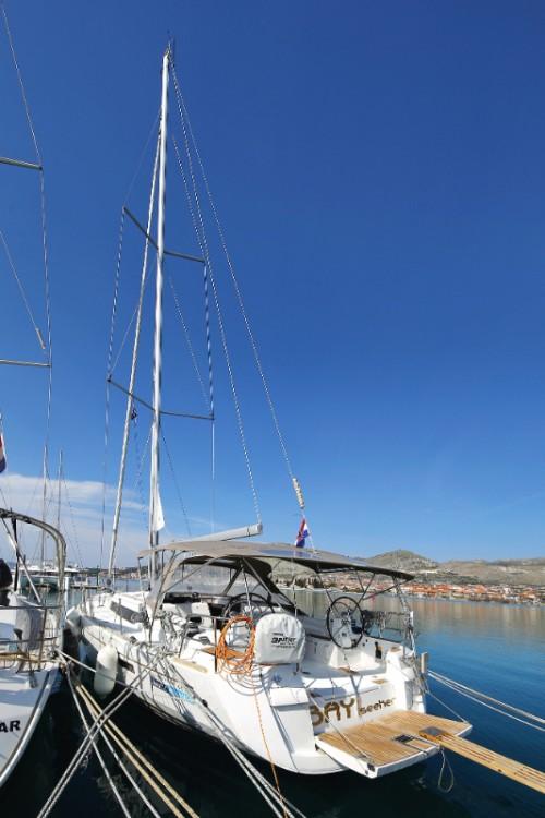 Rental Sailboat in Trogir - Jeanneau Sun Odyssey 469