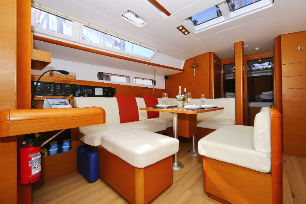 Rent a Jeanneau Sun Odyssey 469 Trogir