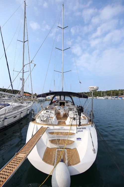 Rental yacht Croatia - Jeanneau Sun Odyssey 54 DS on SamBoat