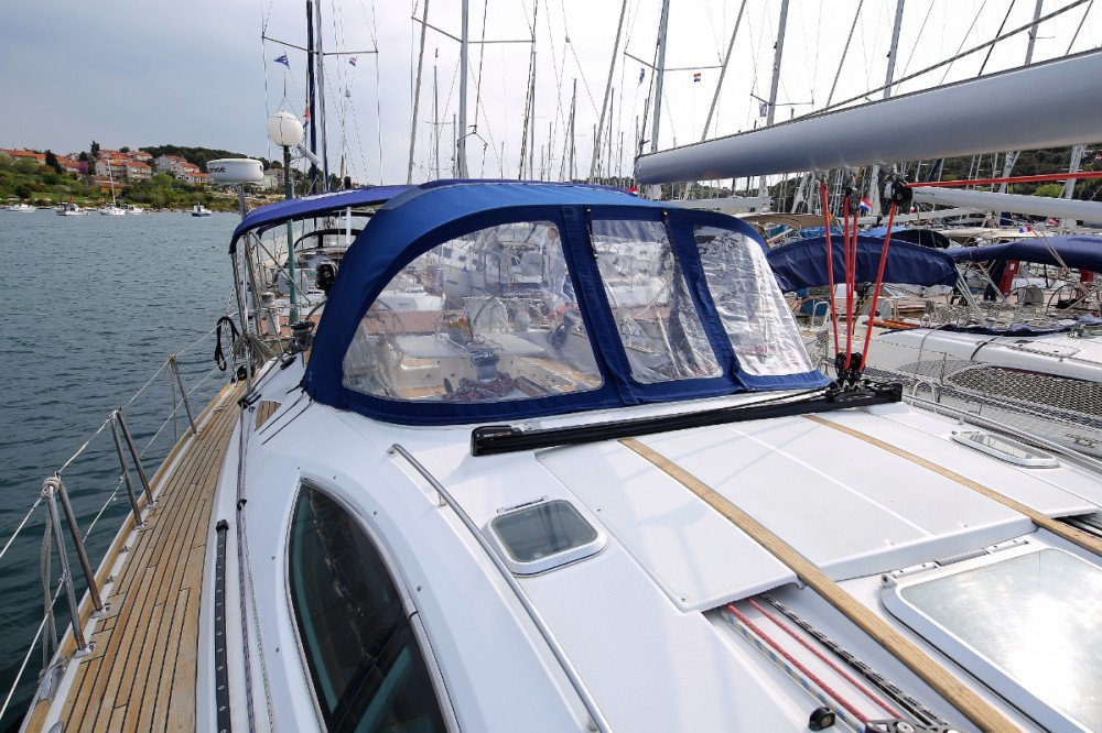 Rental Sailboat in Croatia - Jeanneau Sun Odyssey 54 DS