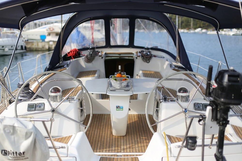 Jeanneau Sun Odyssey 54 DS between personal and professional Croatia
