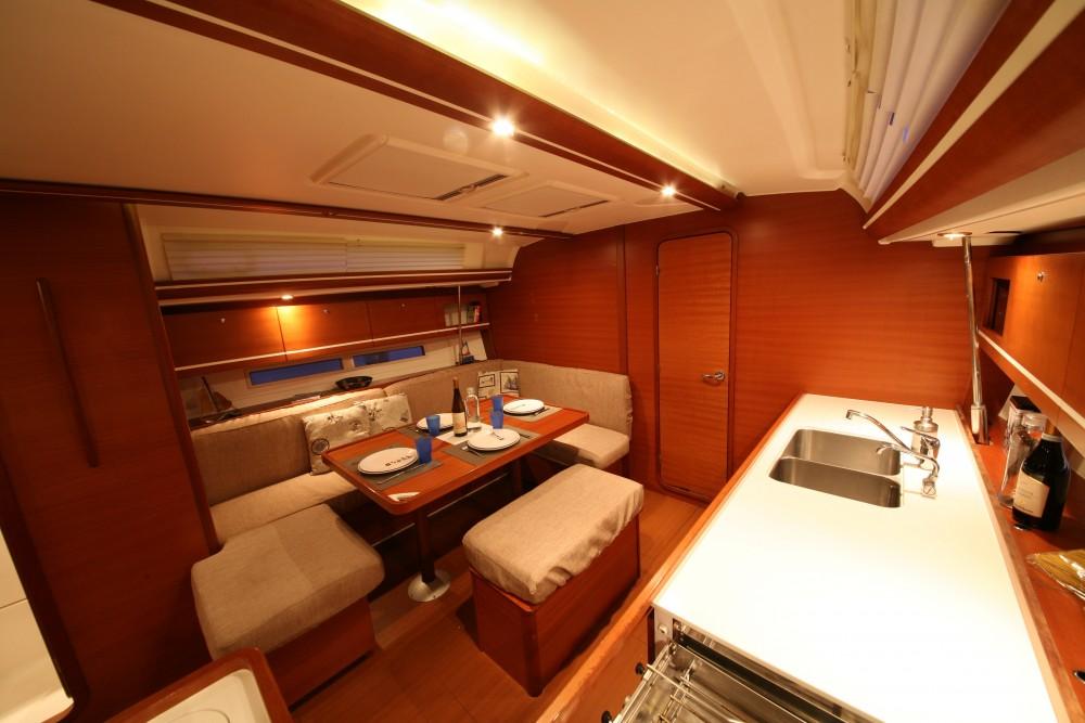Rental yacht Nettuno - Dufour Dufour 445 GL on SamBoat